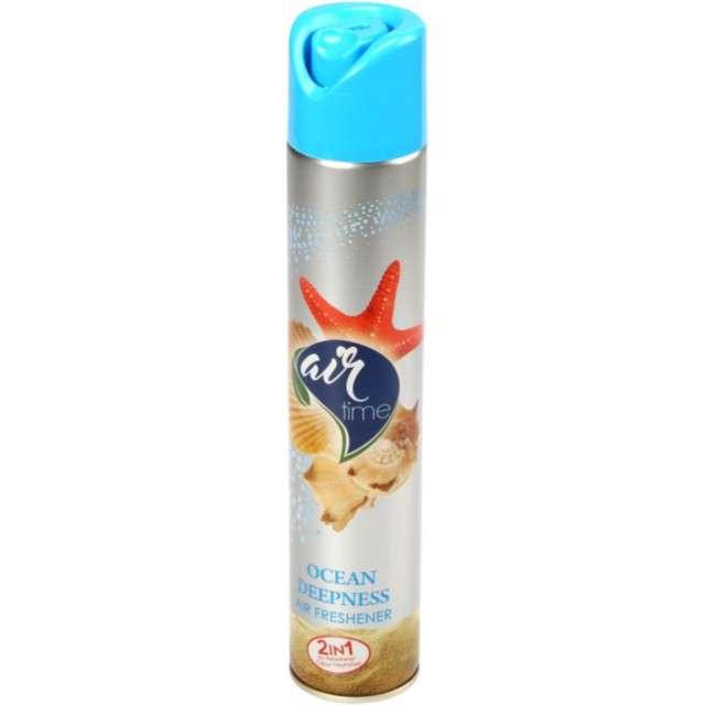 """Odświeżacz powietrza """"Zapach - morski"""", spray, Ravi, 400 ml"""