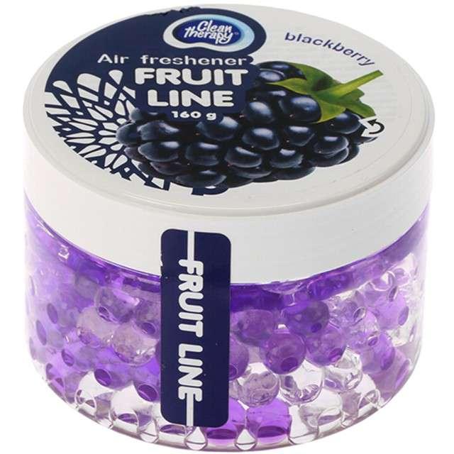 """Odświeżacz powietrza """"Fruit - Blackberry"""", kulki, Ravi, 160 g"""
