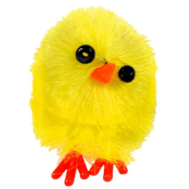 Dekoracja Kurczaki żółte 4 cm Arpex 12 szt