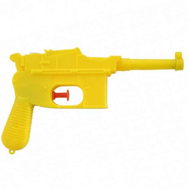 Psikawka Niemiecki pistolet żółty Arpex 17cm
