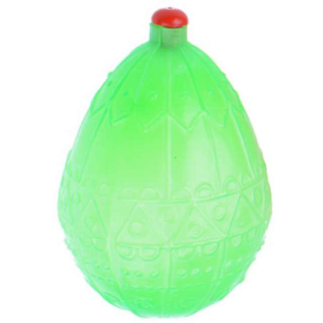 """Psikawka """"Jajo wielkanocne"""", zielona, Arpex, 4cm"""