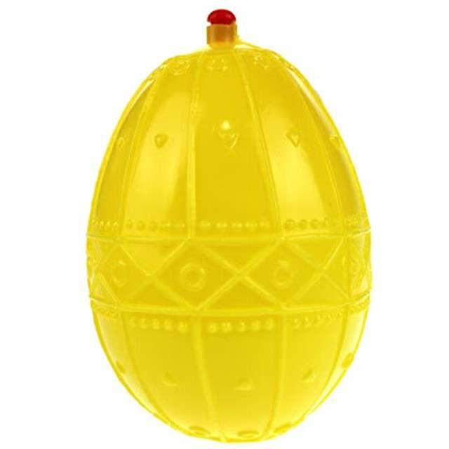 "Psikawka ""Jajo wielkanocne XL"", żółta, Arpex, 10cm"