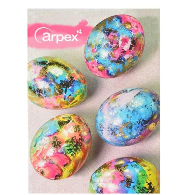 """Zestaw do zdobienia jajek """"Błyszczące pisanki"""", Arpex"""
