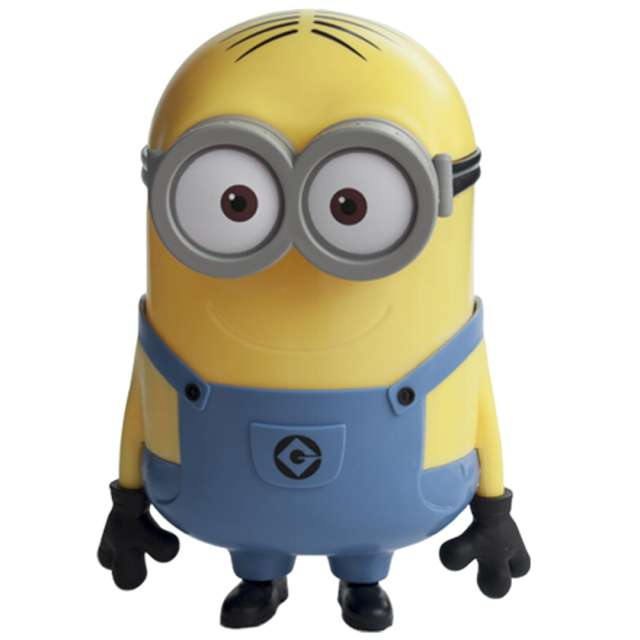 "Skarbonka ""Minionki + Cukierki"", żółta, Dekora, 30 g"