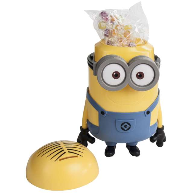 _xx_MINIONS COINBANK WITH CANDY 30GR