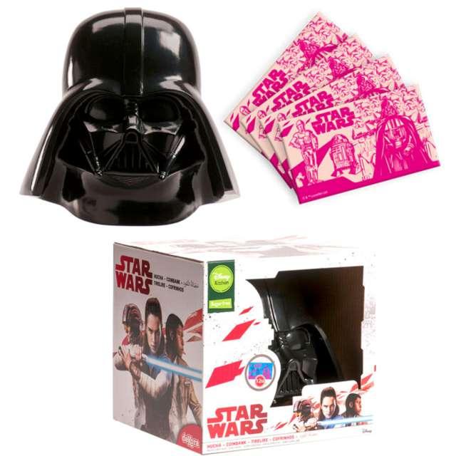Skarbonka STAR WARS - Lord Vader + Opłatki Dekora 10 g