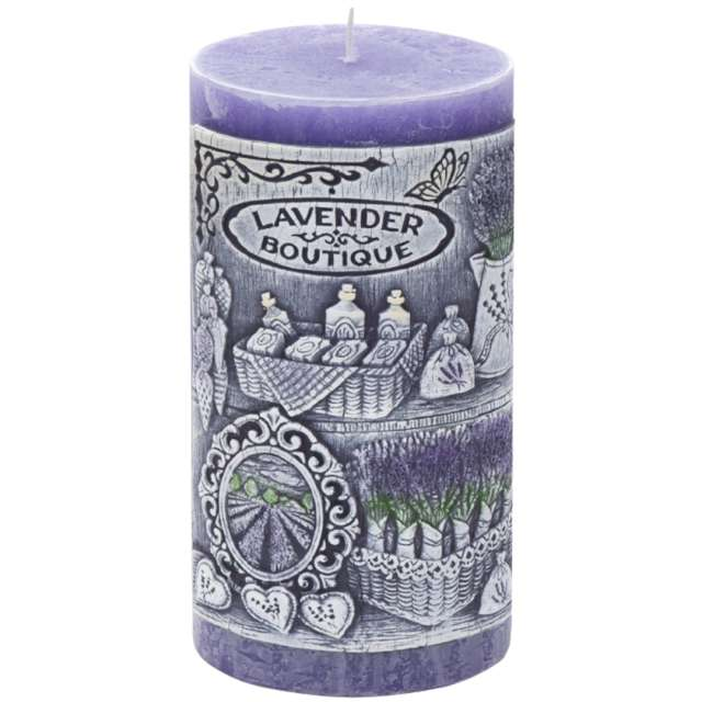_xx_Boutique Lavender Słupek 70x140 mm