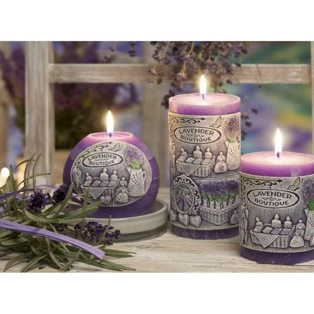 _xx_Boutique Lavender Słupek 70x90 mm