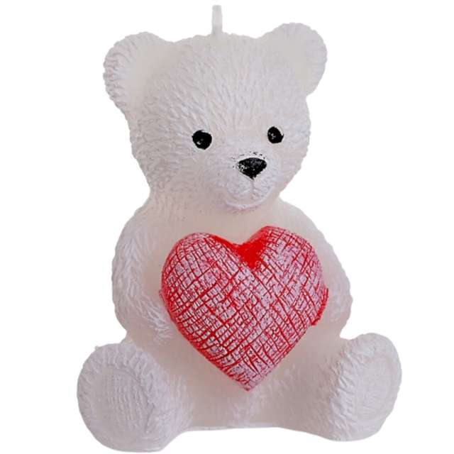 _xx_Teddy Bear Figure 75 mix - white