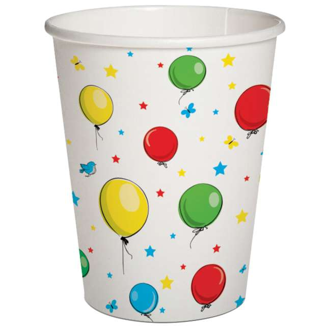 _xx_BALLOONS paper cup 025 l