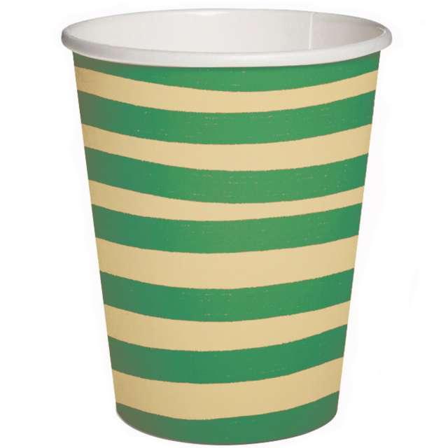 _xx_BRUSH STROKES - beige-green paper cup 025 l