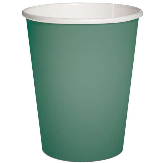 Kubeczki papierowe Classic zielone PAW 250 ml 10 szt