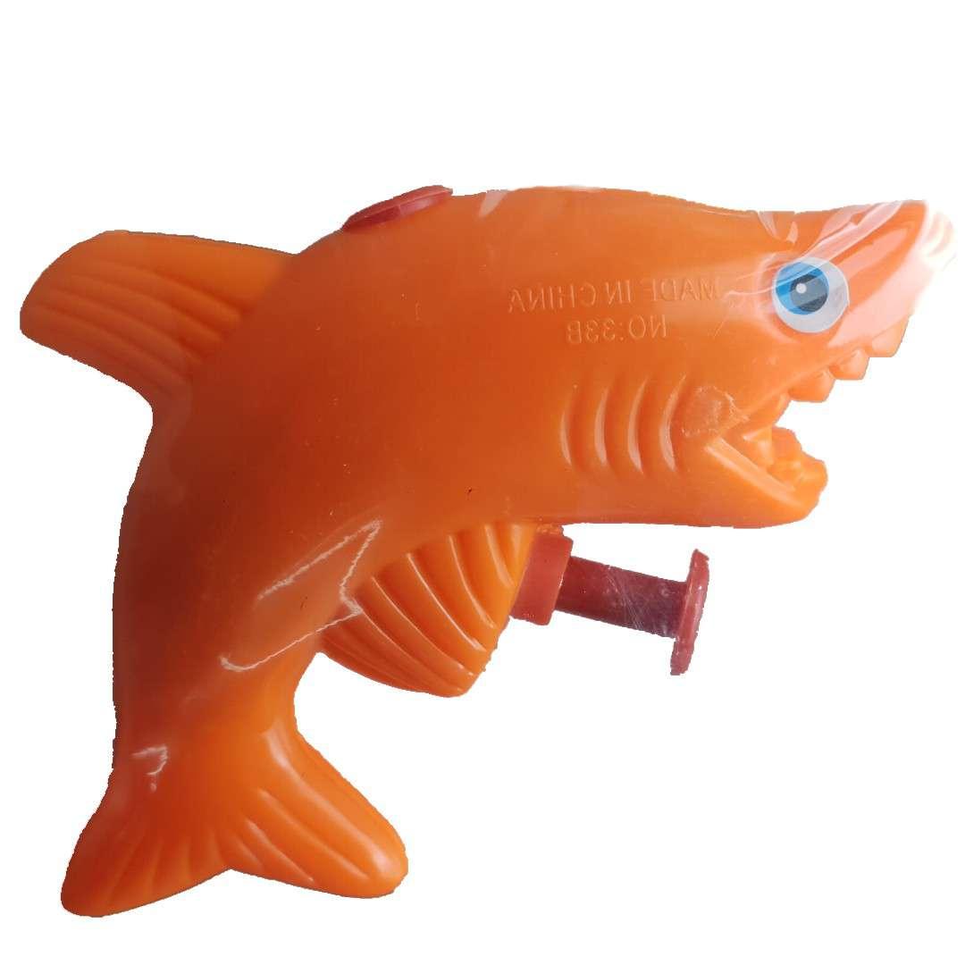 """Psikawka """"Mini rekin"""", pomarańczowa, Arpex, 6,5 cm"""