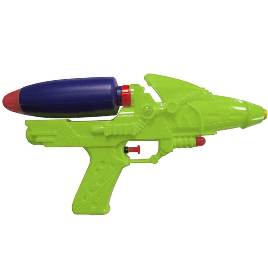 """Psikawka """"Galaktyczny pistolet XL"""", zielony, Arpex, 26,5cm"""