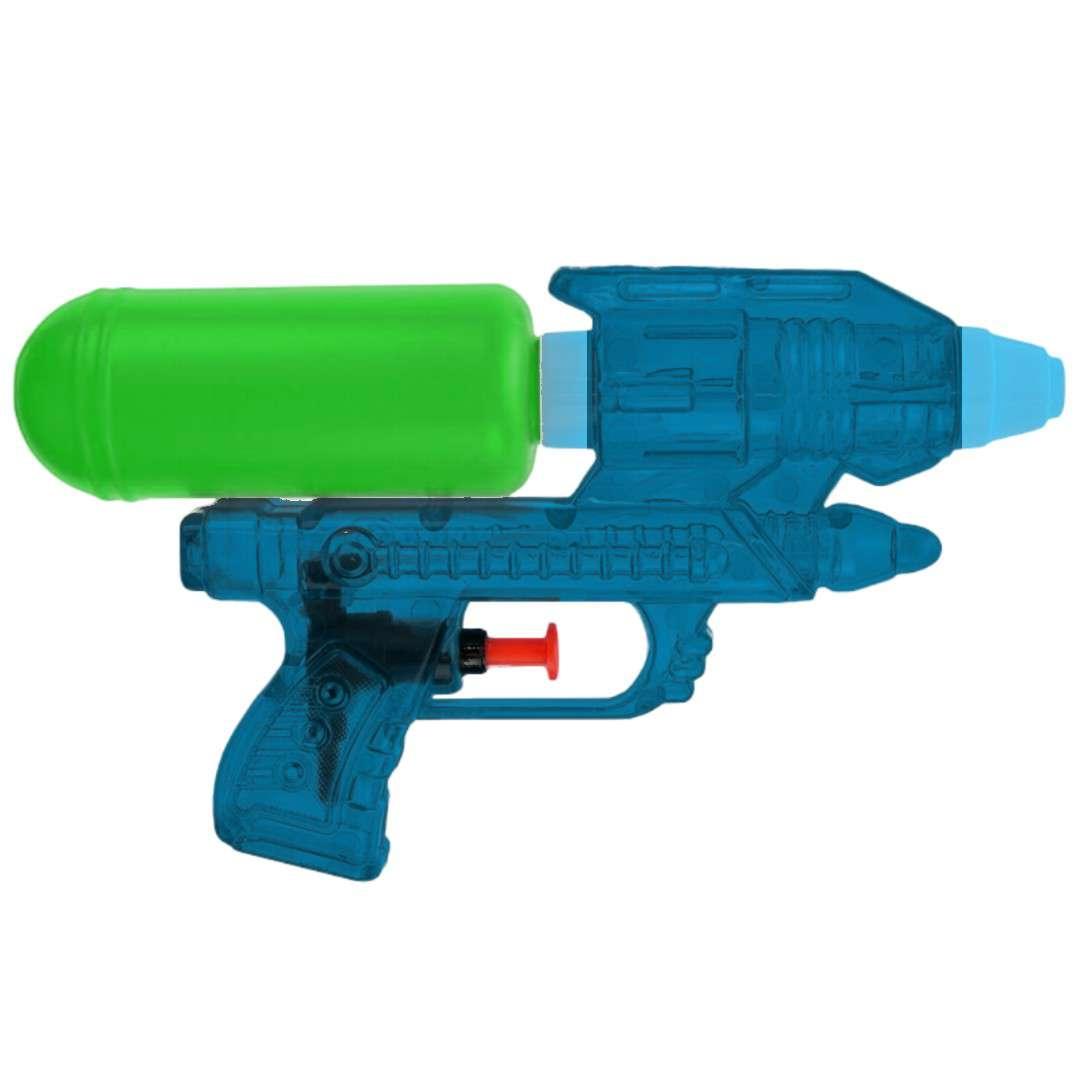 """Psikawka """"Galaktyczny pistolet"""", granatowo-zielony, Arpex, 17cm"""
