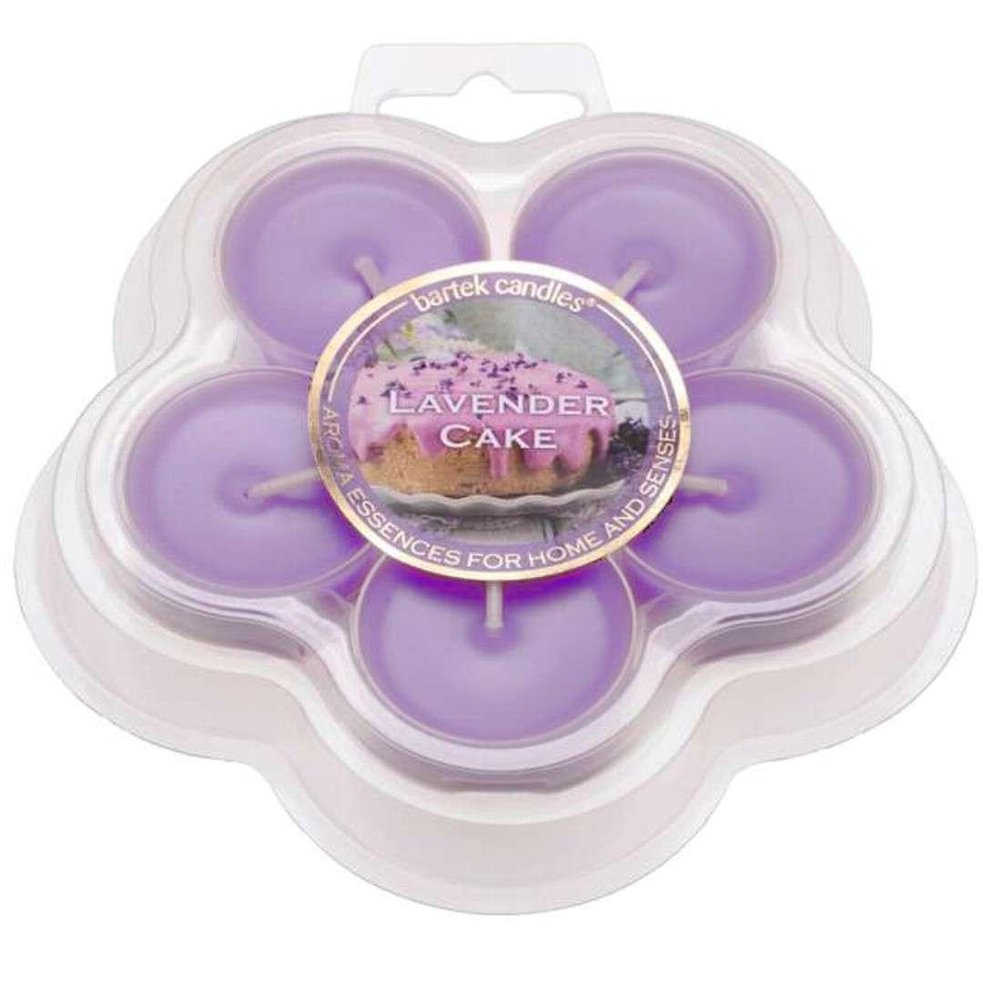 _xx_Świece Zapachowe T light 5 LavenderCake