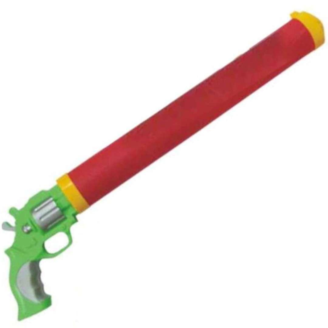 """Psikawka """"Piankowa strzelba XXL"""", czerwono-zielona, Arpex, 56cm"""