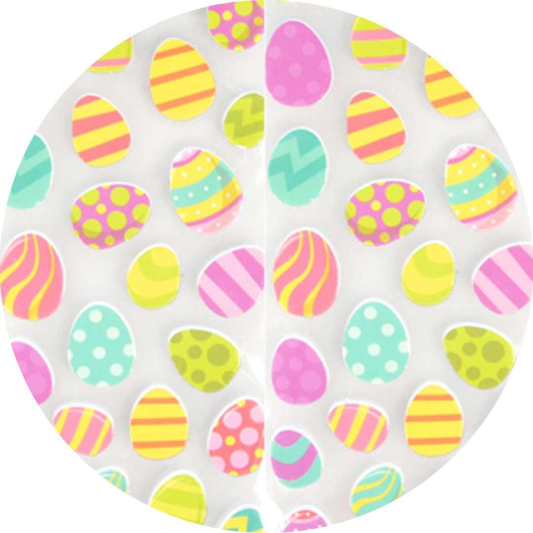 """Naklejki piankowe """"Wielkanocne pisanki"""", Arpex"""