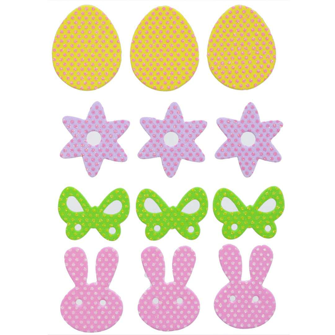 Naklejki piankowe Wielkanocne ozdoby Arpex