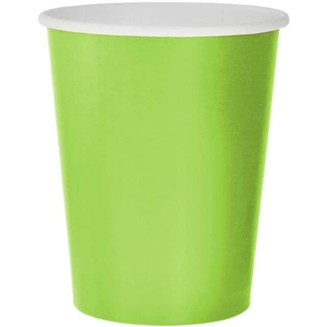 """Kubeczki papierowe """"Classic"""", zielone, Godan, 270 ml, 14 szt"""