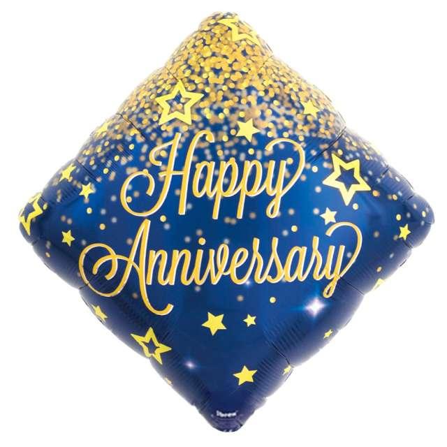 Balon foliowy Happy Anniversary Ibrex 14 SQR