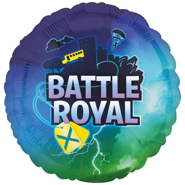 _xx_Balon foliowy Battle Royal zapakowany