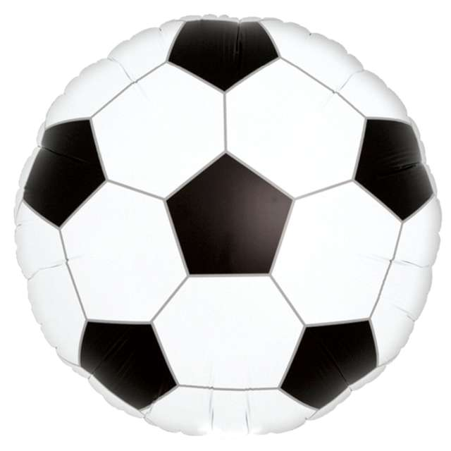 "Balon foliowy ""Piłka nożna"", Ibrex, 14"", RND"