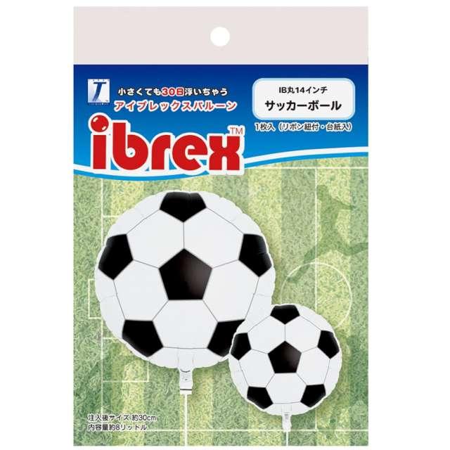 Balon foliowy Piłka nożna Ibrex 14 RND