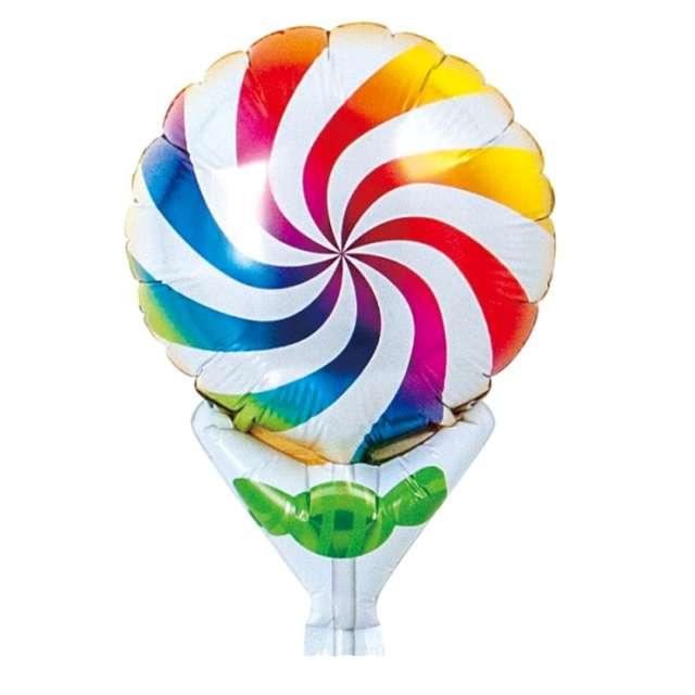Balon foliowy Cukierek Ibrex 5 10 szt. SHP