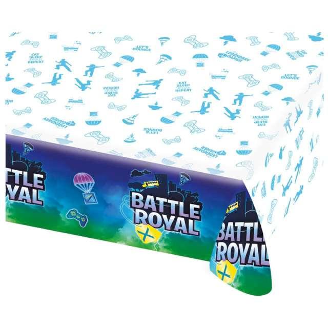 Obrus papierowy Battle Royale Amscan 137 x 243 cm