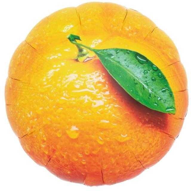 _xx_Balon Ibrex Hel okr?gły 14 Oranges 5 szt.