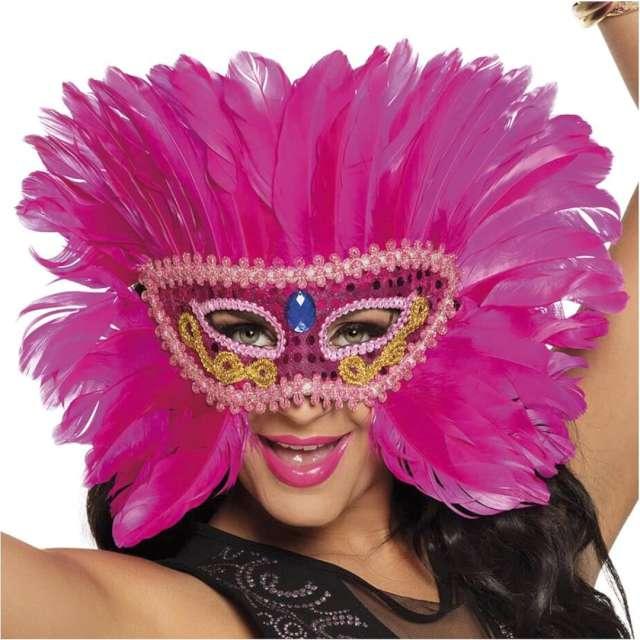 _xx_Maska Królowej Flamingo