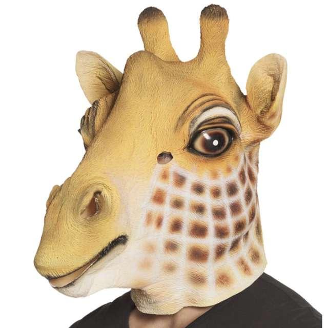 _xx_Maska lateksowa Żyrafy
