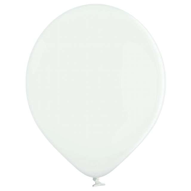 Balony Pastel białe Belbal 12 100 szt.