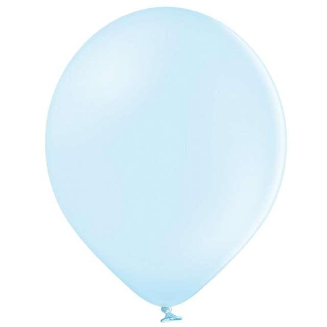 Balony Pastel bladoniebieskie Belbal 12 100 szt.