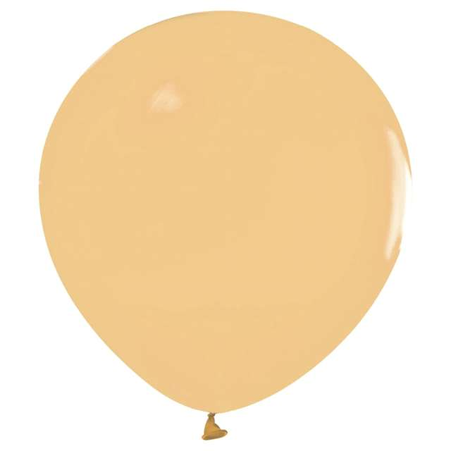 Balony Beauty and Charm - makaronowe cieliste Godan 5 20 szt.