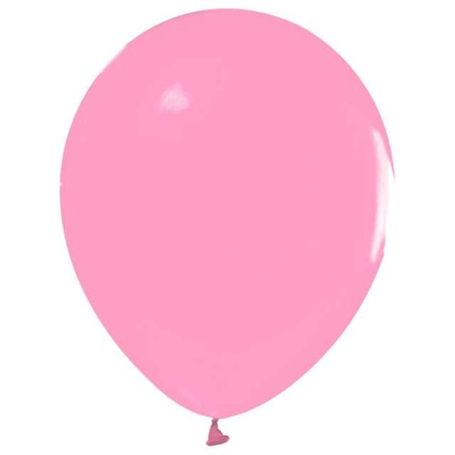 Balony Beauty and Charm - pastelowe cukrowy różowy Godan 12 10 szt.