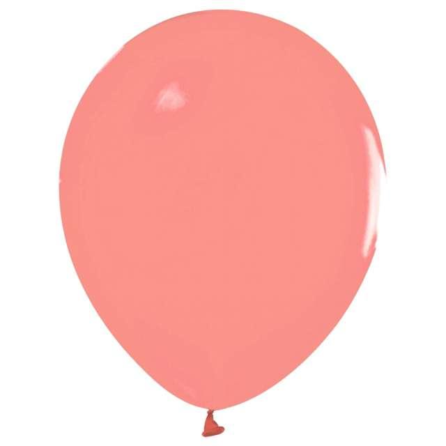 Balony Beauty and Charm - makaronowe blady różowy Godan 12 50 szt.