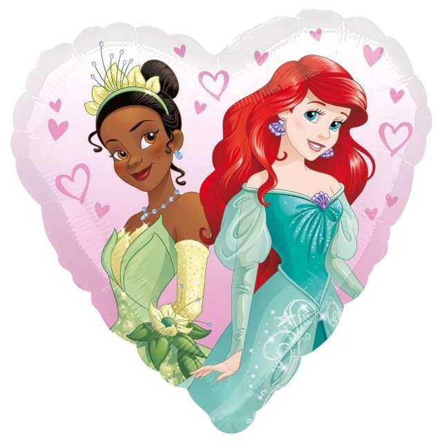 """Balon foliowy """"Disney Princess """", Amscan, 17"""", HRT"""
