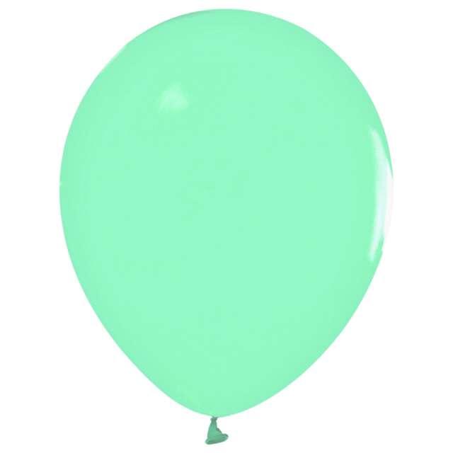 "Balony ""Beauty and Charm - pastelowe"", miętowy, Godan, 12"", 10 szt."