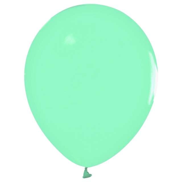 Balony Beauty and Charm - pastelowe miętowy Godan 12 50 szt.