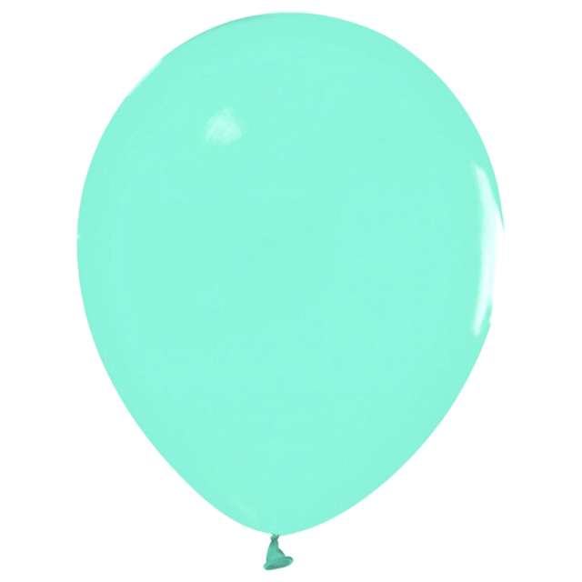 "Balony ""Beauty and Charm - pastelowe"", morskie, Godan, 12"", 10 szt."