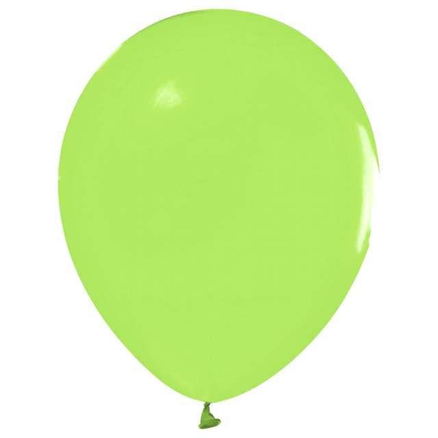 Balony Beauty and Charm - pastelowe pistacjowe Godan 12 10 szt.