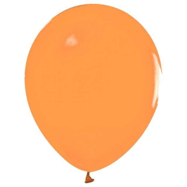 Balony Beauty and Charm - pastelowe pomarańczowe Godan 12 50 szt.