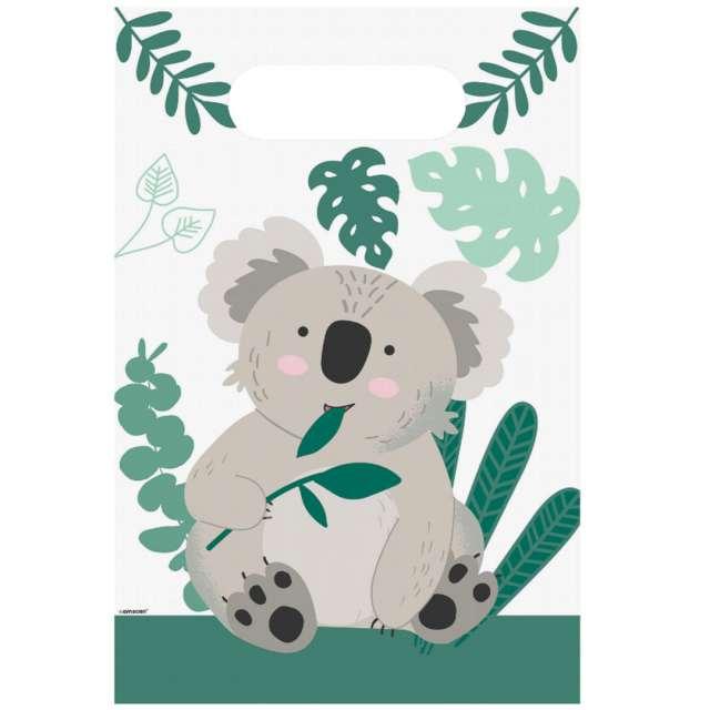 """Torebka prezentowa """"Koala"""", Amscan, 8 szt"""