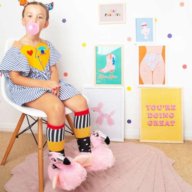 Ramka na zdjęcia Plakat - Stay Positive PartyDeco 13x18 cm