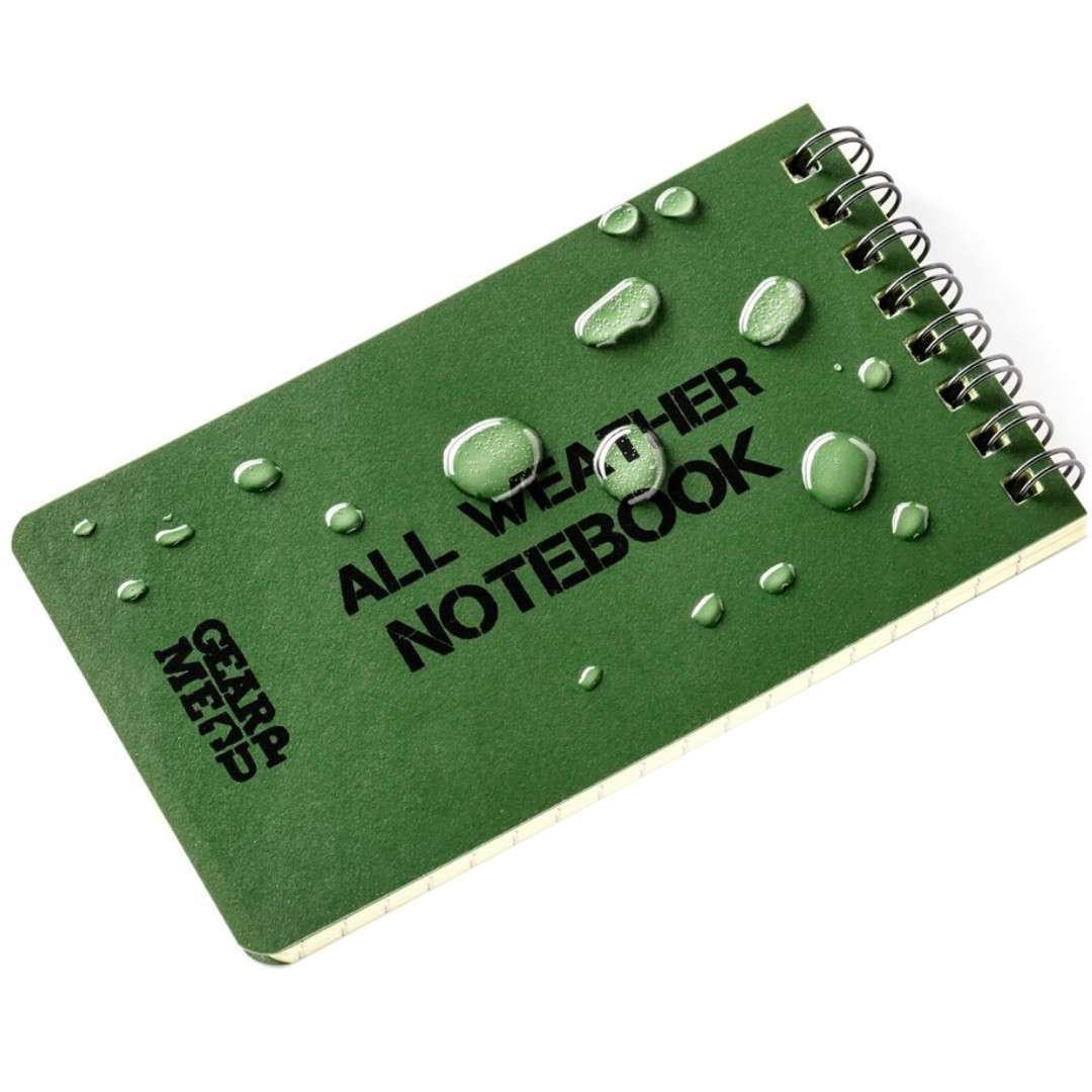 """Notes """"Militarny, wodoodporny"""", GadgetMaster"""