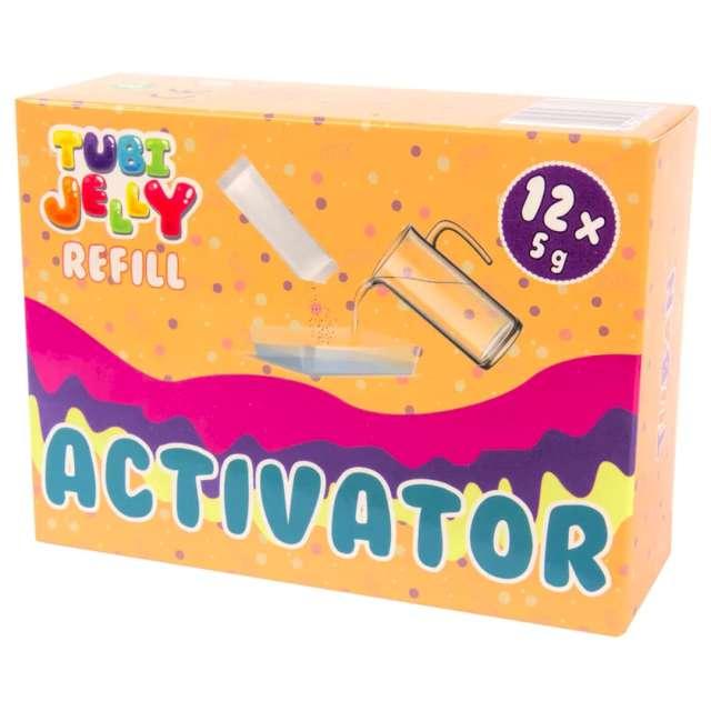 """Aktywator """"Tubi Jelly"""", Tuban, 12 x 5 g"""