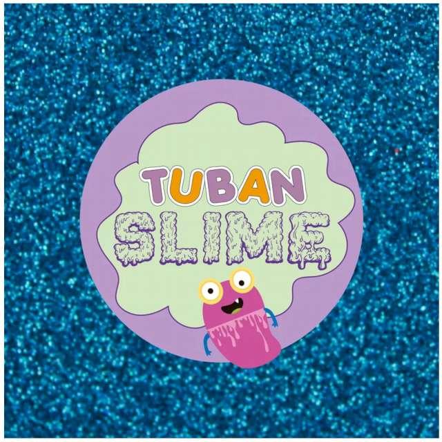 Brokat sypki Classic niebieski 5g Tuban