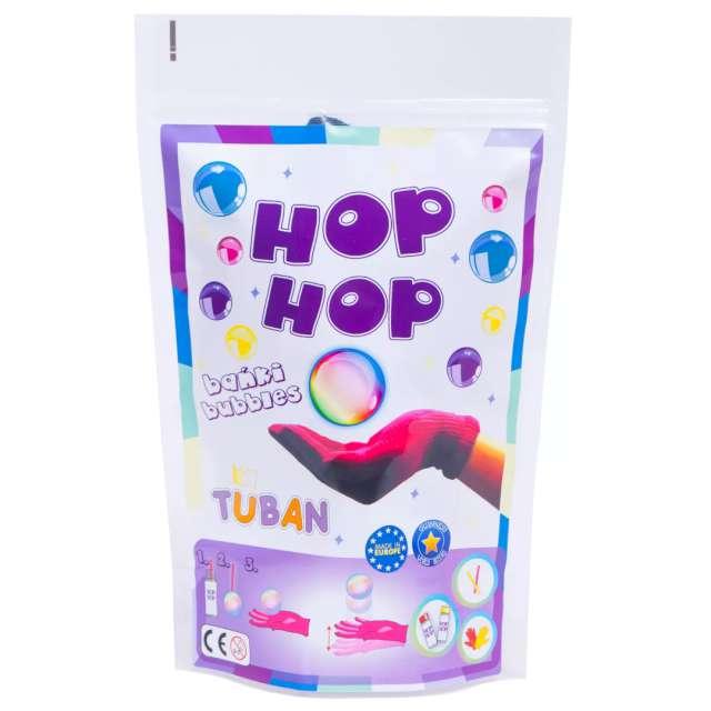 Zestaw do baniek mydlanych Hop-Hop TUBAN